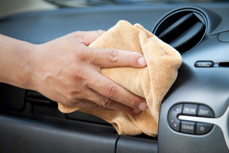 Interior Car Wash And Detailing Service